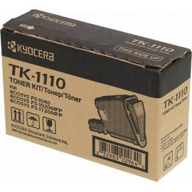 Картридж лазерный Kyocera TK-1110 1T02M50NXV черный (2500стр.) для Kyocera FS-1040/1020/1120
