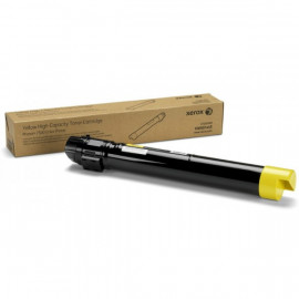 Картридж лазерный Xerox 106R01445 желтый (17800стр.) для Xerox Ph 7500