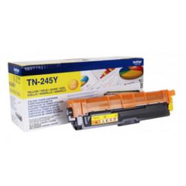 Картридж лазерный Brother TN245Y желтый (2200стр.) для Brother HL3140/3150/3170/DCP9020/MFC9140/9330/9340