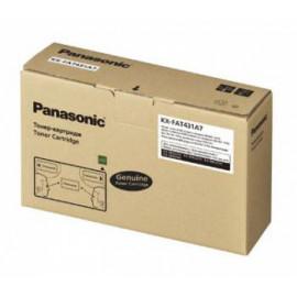 Картридж лазерный Panasonic KX-FAT431A7D черный x2упак. для Panasonic KX-MB2230/2270/2510/2540