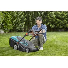Газонокосилка роторная Gardena PowerMax 1600/37 (05037-20.000.00)