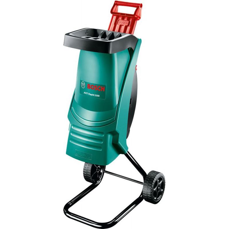 Садовый измельчитель Bosch AXT RAPID 2200 2200Вт 3650об/мин