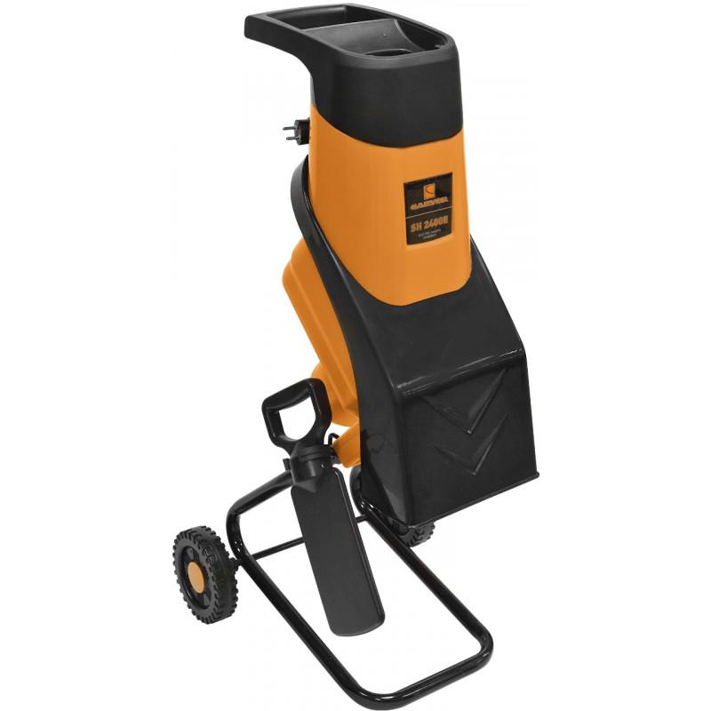 Садовый измельчитель Carver SH 2400E 2400Вт 4500об/мин