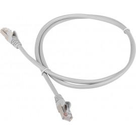Патч-корд Lanmaster LAN-PC45/S6-0.5-GY FTP вилка RJ-45-вилка RJ-45 кат.6 0.5м серый LSZH (уп.:1шт)