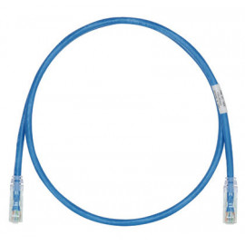 Патч корд Panduit (UTPSPL5MBUY) RJ45 TP кат. 6 LSZH 5м синий