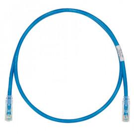 Патч-корд Panduit UTPSPL2MBUY кат.6 2м синий