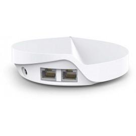 Бесшовный Mesh роутер TP-Link Deco M5 (DECO M5(2-PACK)) AC1300 10/100/1000BASE-TX белый (упак.:2шт)