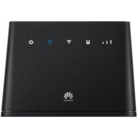 Интернет-центр Huawei B311-221 (51060EFN) 10/100/1000BASE-TX/3G/4G cat.4 черный