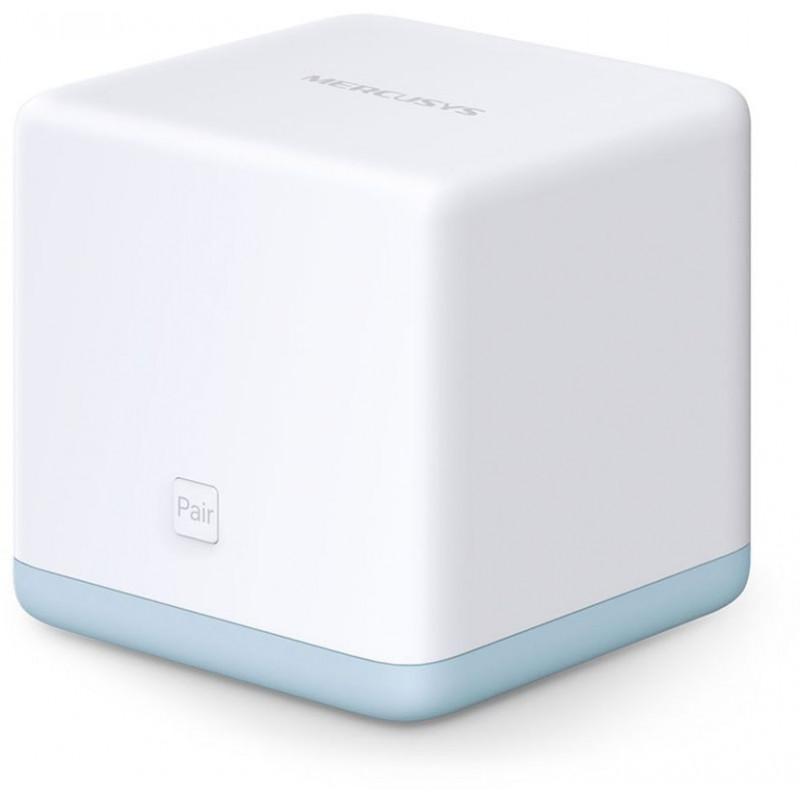 Бесшовный Mesh роутер Mercusys HALO S12 (3-PACK) AC1200 10/100BASE-TX белый (упак.:3шт)