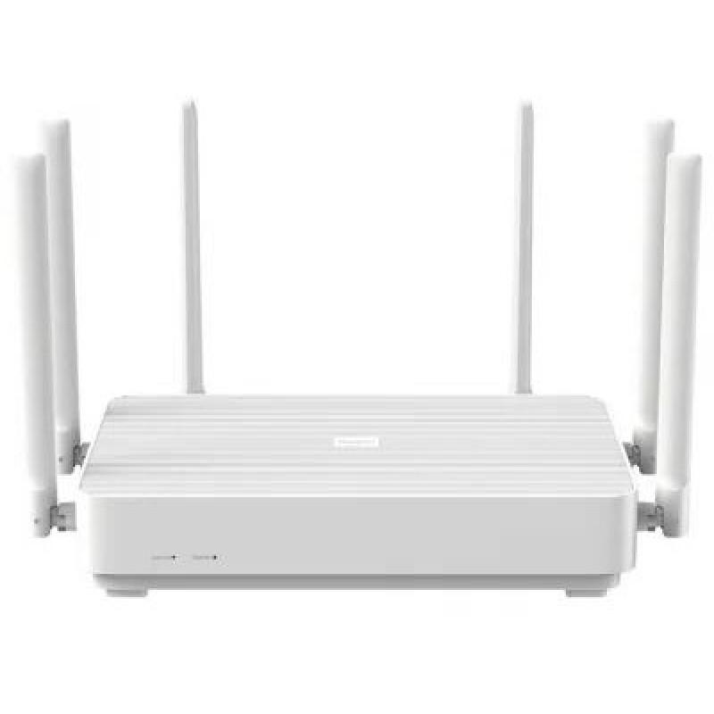 Роутер беспроводной Xiaomi AX6 Mi AIOT Router (DVB4256CN) 10/100/1000BASE-TX белый