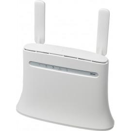 Интернет-центр ZTE MF283RU N300 10/100/1000BASE-TX/3G/4G cat.4 белый