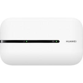 Модем 3G/4G Huawei E5576-320 USB Wi-Fi Firewall +Router внешний белый