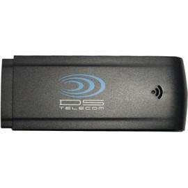 Модем 2G/3G/4G DS Telecom DSA901 USB внешний черный