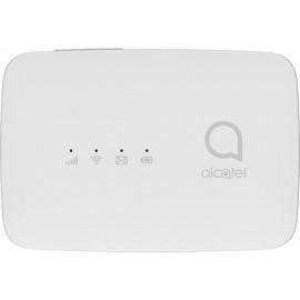 Модем 3G/4G Alcatel Link Zone MW45V USB Wi-Fi Firewall +Router внешний белый