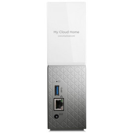 Сетевое хранилище NAS WD Original 3Tb WDBVXC0030HWT-EESN My Cloud Home 1xDisk 1-bay