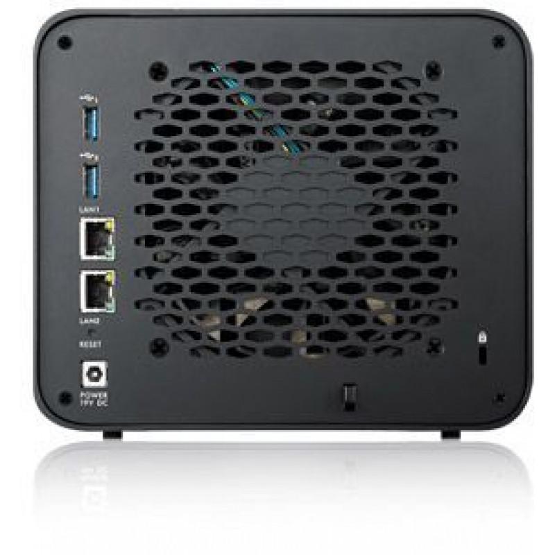 Сетевое хранилище NAS Zyxel Original NAS542-EU0101F 4-bay настольный Cortex-A9