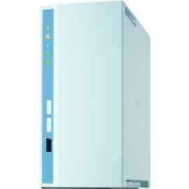 Сетевое хранилище NAS Qnap D2 (REV.B) 2-bay настольный Cortex-A53 RTD1296